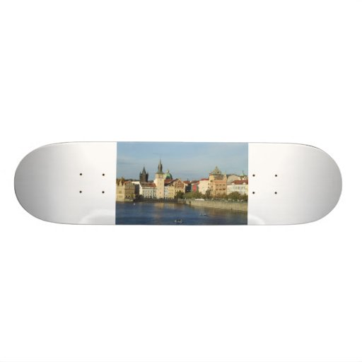 Prague Praha Skateboard Czech Republic