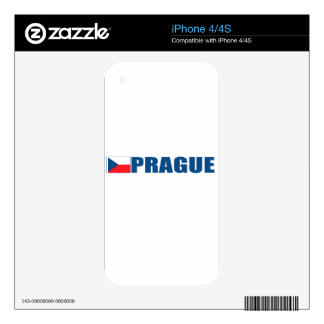 Prague Skins For The iPhone 4