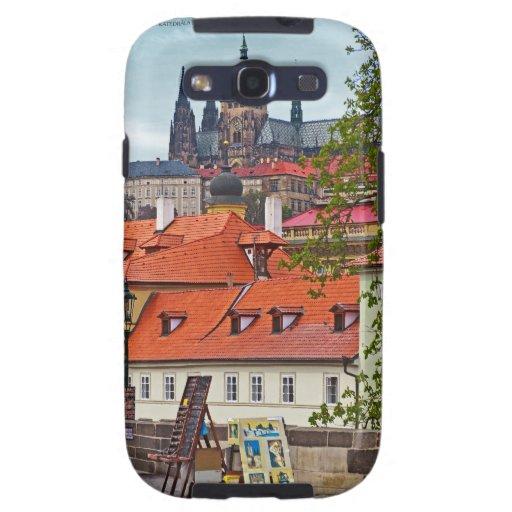 Prague - St Vitus Cathedral Samsung Galaxy SIII Case