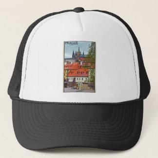 Prague - St Vitus Cathedral Trucker Hat