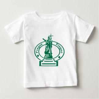 Prague Stamp Baby T-Shirt