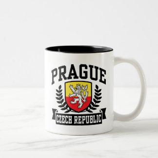 Prague Two-Tone Coffee Mug