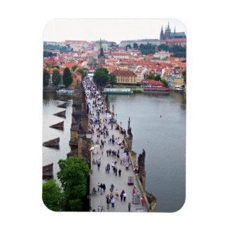 Prague View Magnet