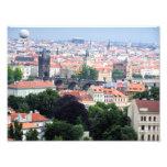 Prague View Photo Art