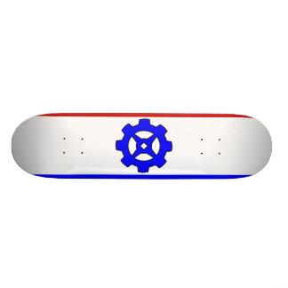 Praha 16, Czech Skateboard Decks