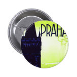 Praha 2 Inch Round Button