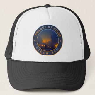 Praha by Night Trucker Hat