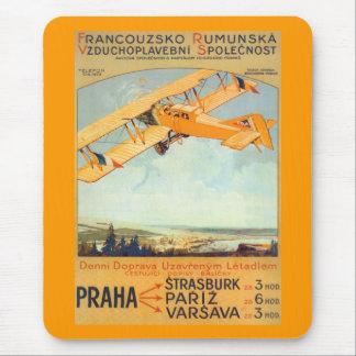 Praha ~ Franco Roumanie Mouse Pad