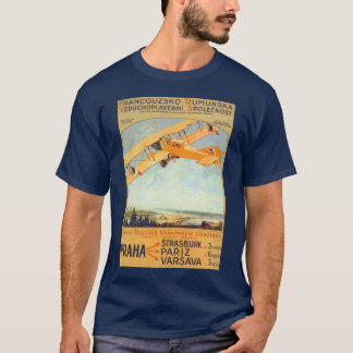 Praha ~ Franco Roumanie T-Shirt