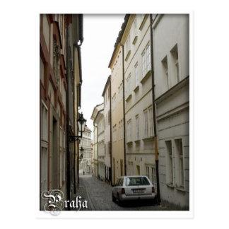 Praha - Street Postcard