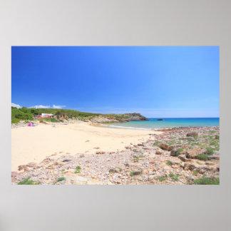 Praia da Ingrina Poster
