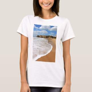 Praia da Rocha, Algarve beach in Portugal T-Shirt
