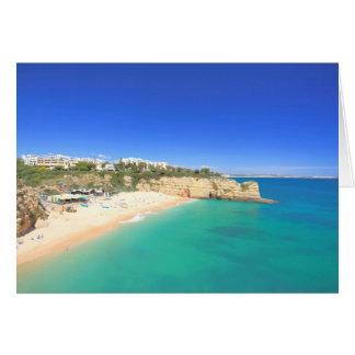 Praia da Senhora da Rocha Card