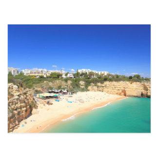 Praia da Senhora da Rocha Postcard