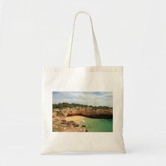 Praia de Albandeira Tote Bag