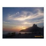 Praia de Ipanema Tarjetas Postales