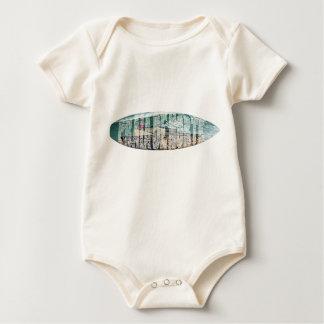 Praia de Norte Baby Bodysuit
