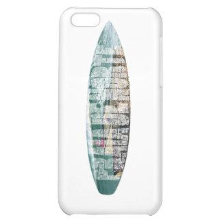 Praia de Norte Surfing iPhone 5C Cases