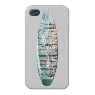Praia de Norte Surfing iPhone 4/4S Covers