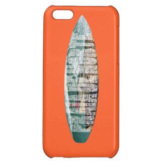 Praia de Norte Surfing Cover For iPhone 5C