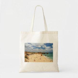 Praia de Sao Rafael Tote Bag