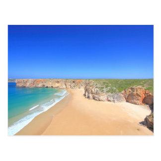 Praia do Beliche Postcard