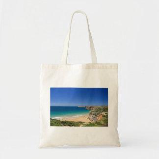 Praia do Beliche Tote Bag