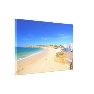 Praia do Vau Canvas Print