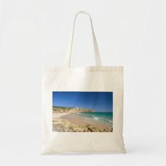 Praia do Zavial Tote Bag