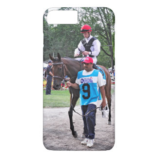 Praia- Julien Leparoux iPhone 8 Plus/7 Plus Case