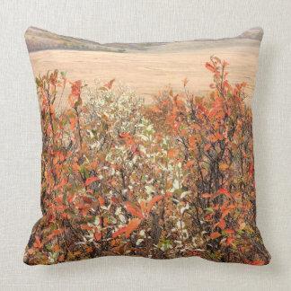 Prairie Buckbrush Pillow