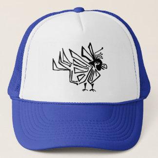 Prairie Chicken Hat