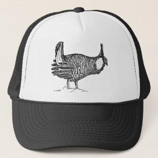 Prairie Chicken Trucker Hat
