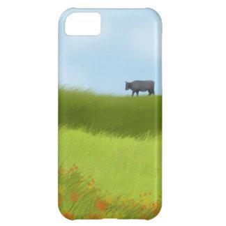 Prairie Cow iPhone 5C Case