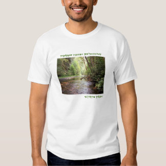 Prairie Creek Redwoods Men's T-Shirt
