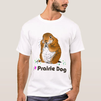 prairie dog (A back figure) T-Shirt
