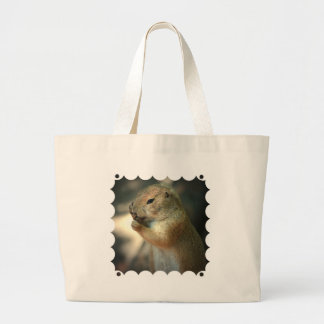Prairie Dog  Canvas Bag