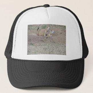 Prairie Dog Couple Trucker Hat