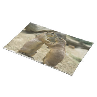 Prairie Dog Deal Placemat