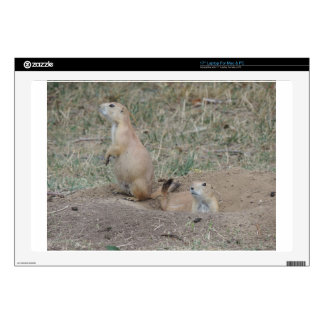 Prairie Dog Decal For Laptop
