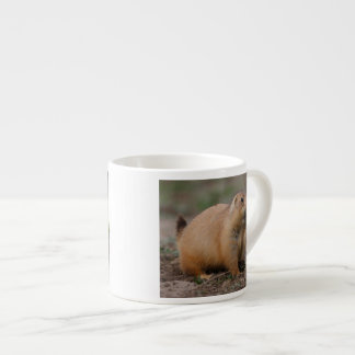 prairie dog espresso cup