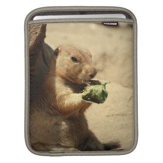 Prairie Dog Hanging Out iPad Sleeve