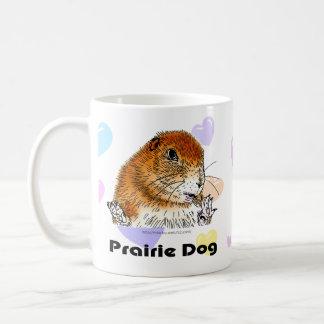 prairie dog (Heart) Coffee Mug