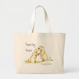Prairie Dog Kisses! Tote Bag