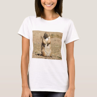 Prairie Dog Ladies Tshirt