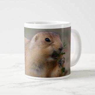 prairie dog large coffee mug