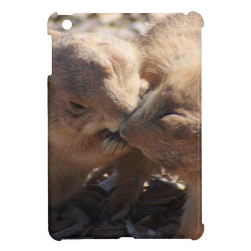 Prairie Dog Love iPad Mini Covers