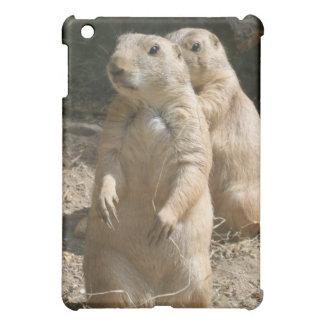 Prairie Dog Pair iPad Case