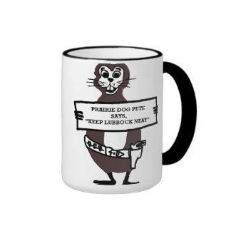 Prairie Dog Pete Coffee Mugs