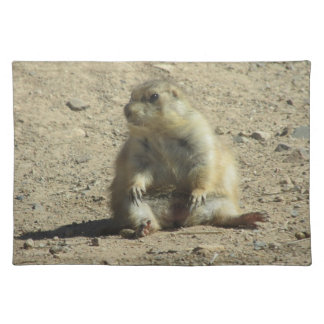 Prairie Dog Place Mats